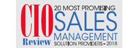Top 20 Sales Management Solution Companies - 2018